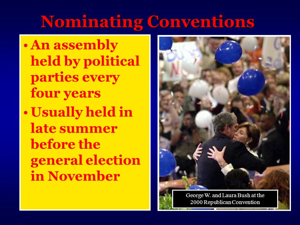 Nominating Conventions