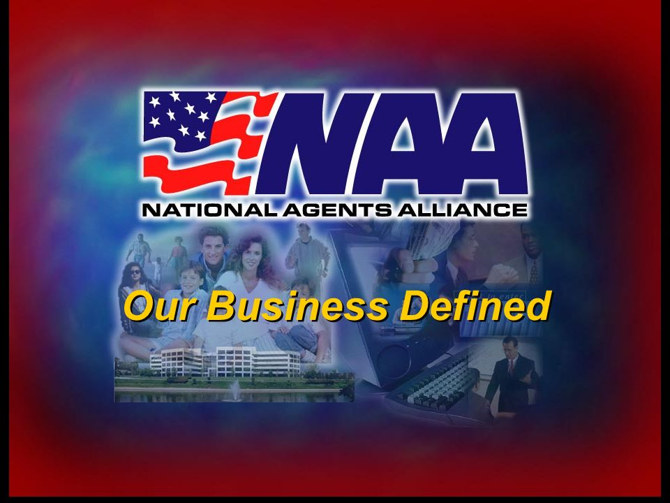 Our Business Defined Americans For The Family