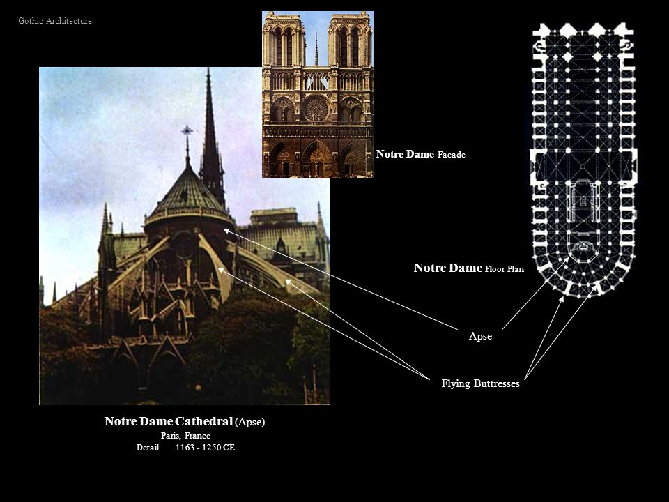 Notre Dame Cathedral (Apse)