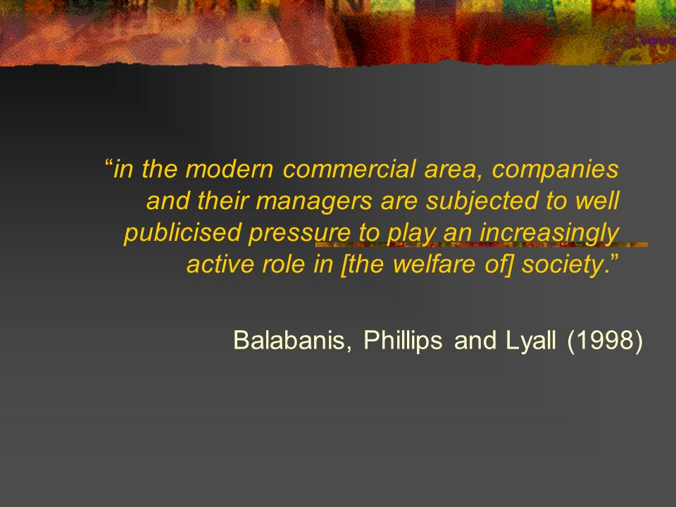 Balabanis, Phillips and Lyall (1998)