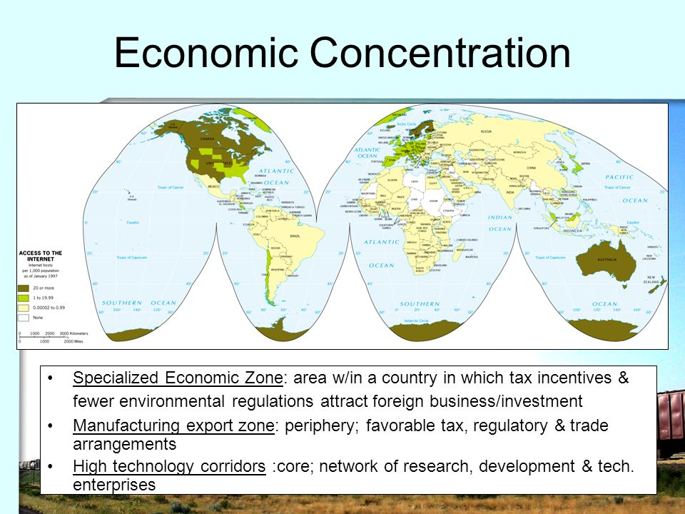 Economic Concentration