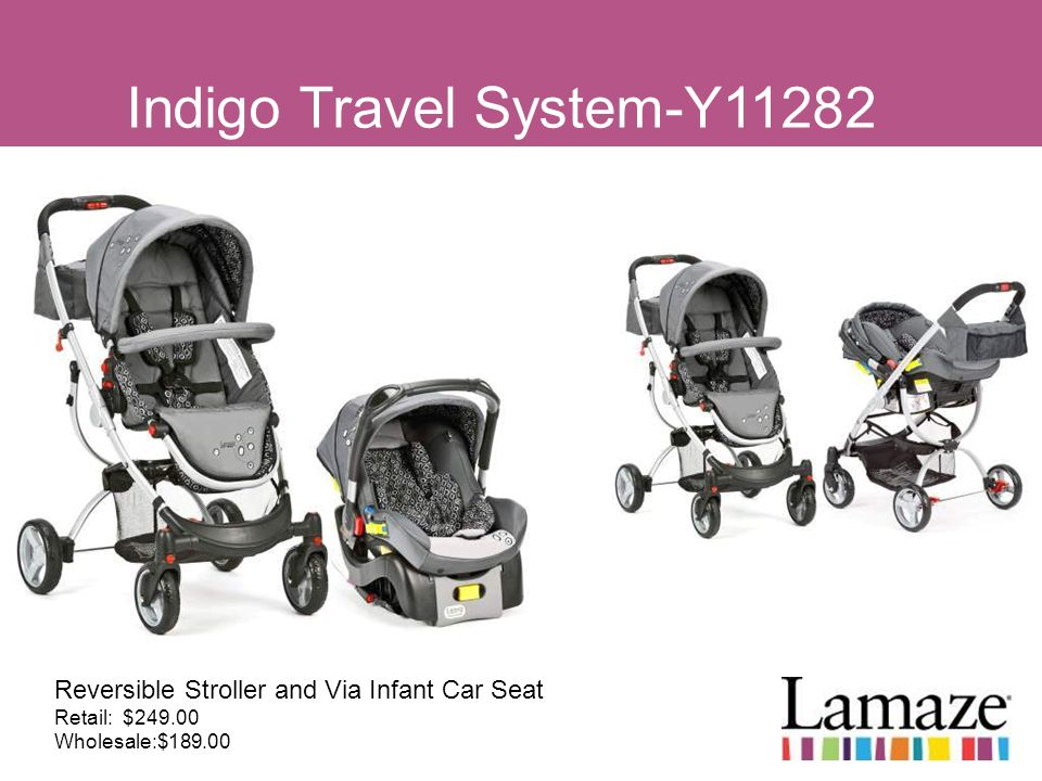 Indigo Travel System-Y11282