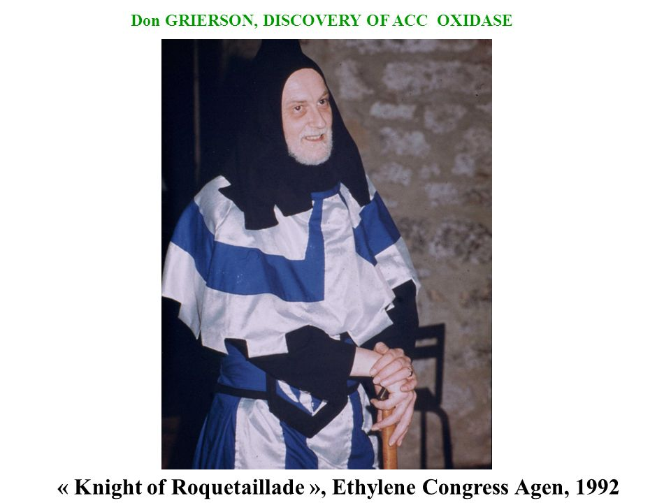 « Knight of Roquetaillade », Ethylene Congress Agen, 1992
