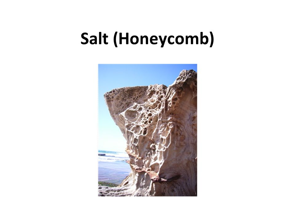 Salt (Honeycomb)