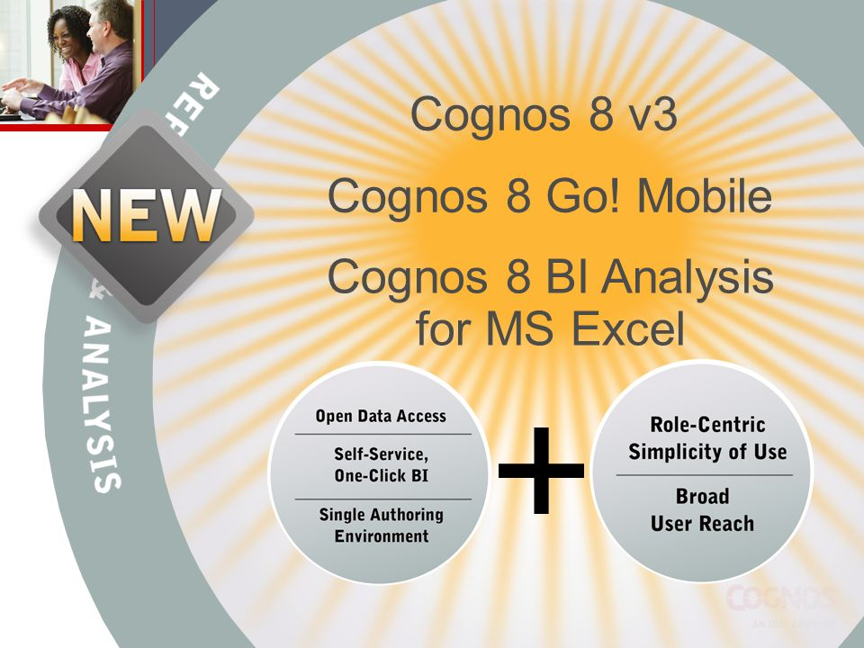 Cognos 8 BI Analysis for MS Excel