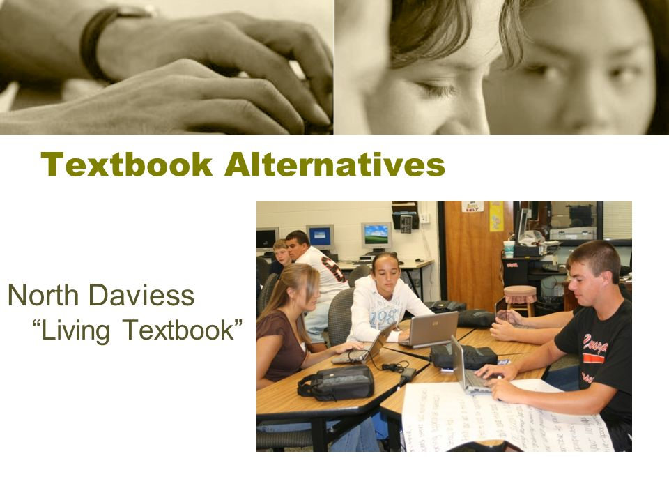 Textbook Alternatives