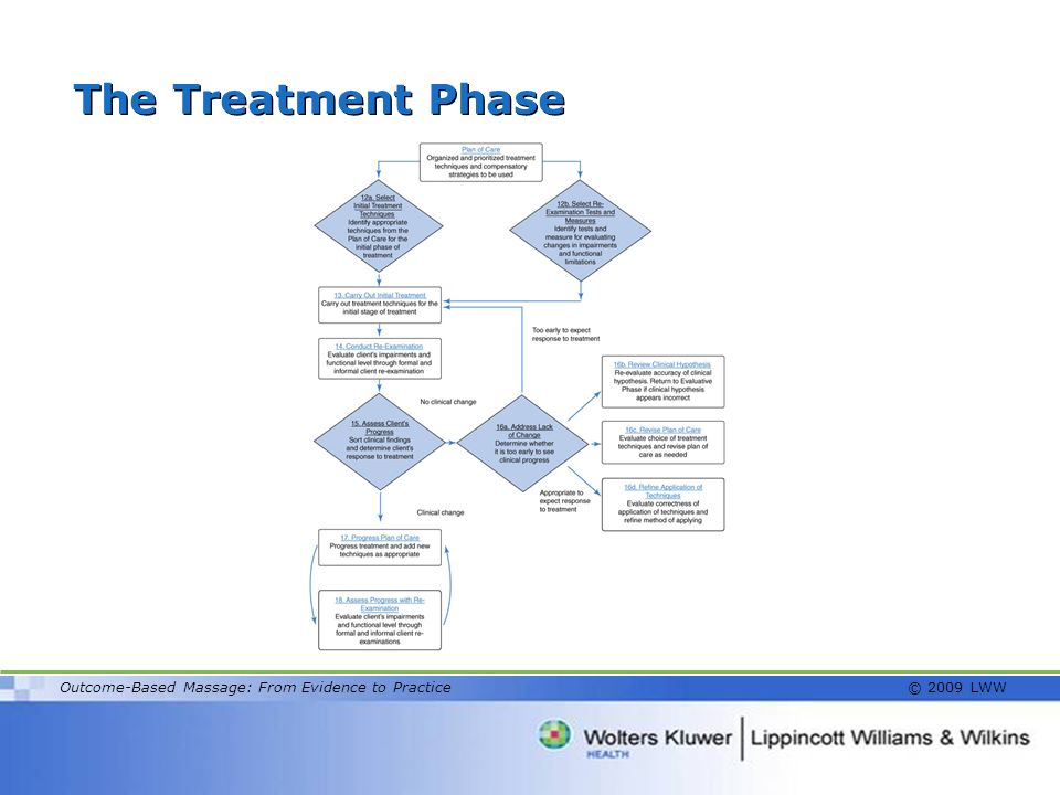 The Treatment Phase