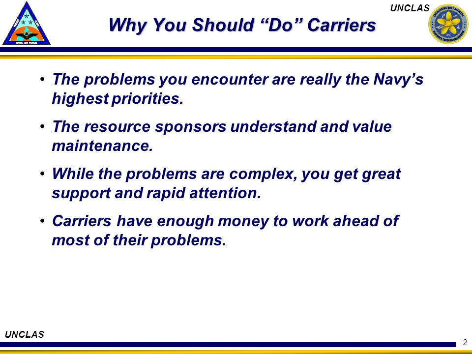 Why You Should Do Carriers