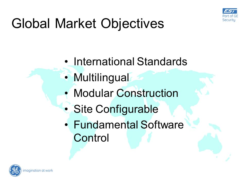 Global Market Objectives