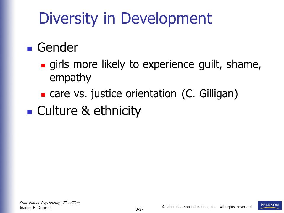 Diversity in Development