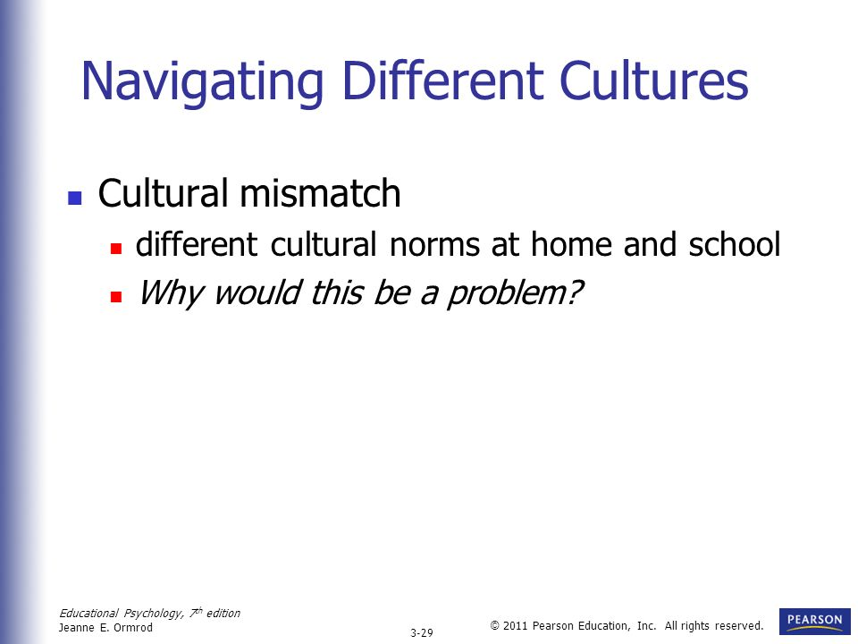 Navigating Different Cultures