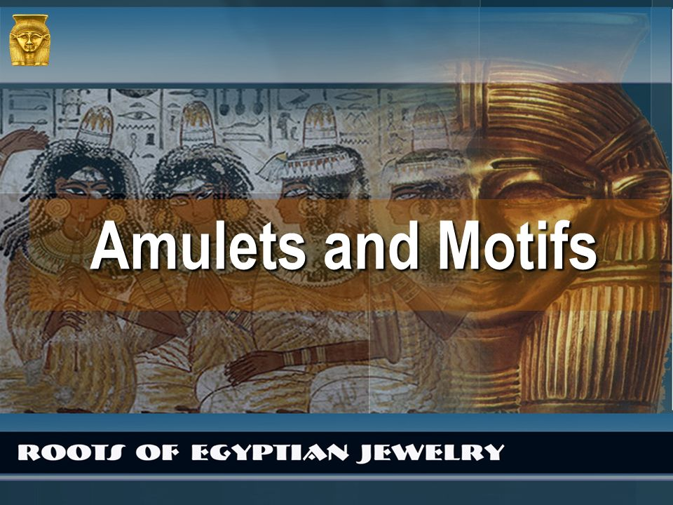 Amulets and Motifs