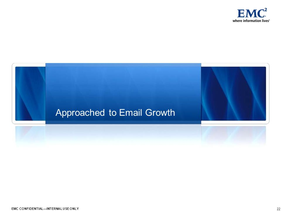 Approached to Email Growth