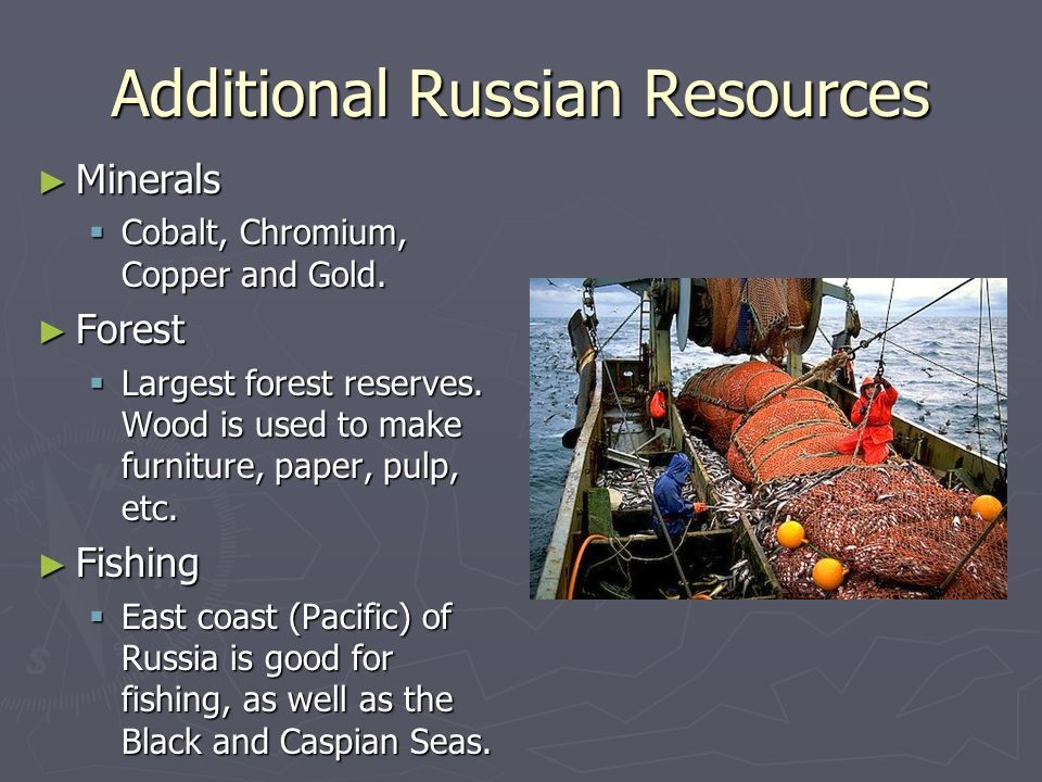 Additional Russian Resources