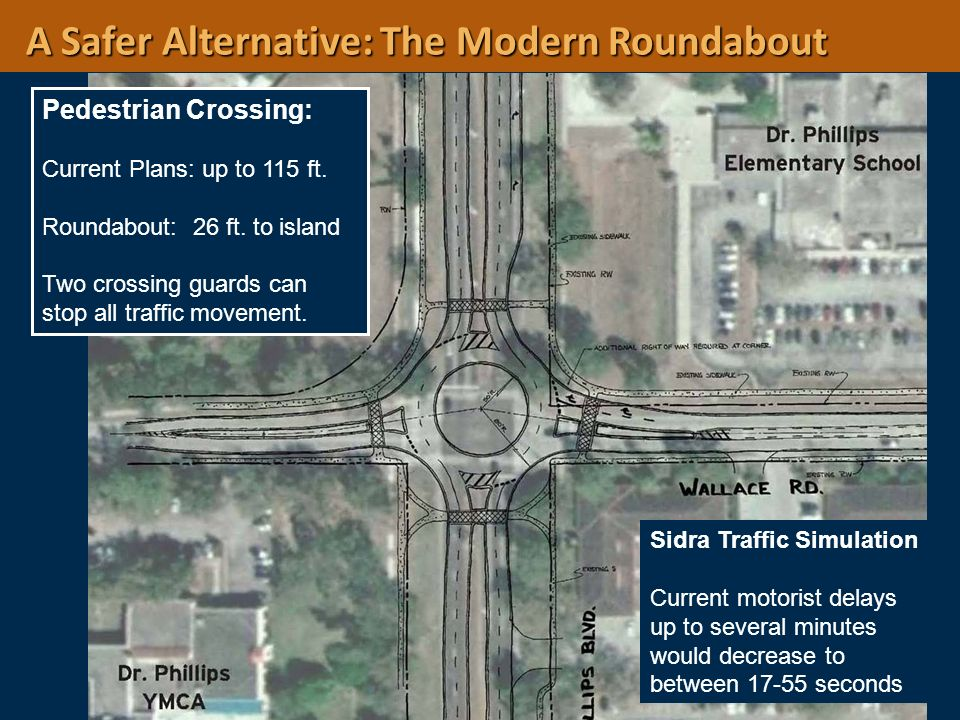 A Safer Alternative: The Modern Roundabout