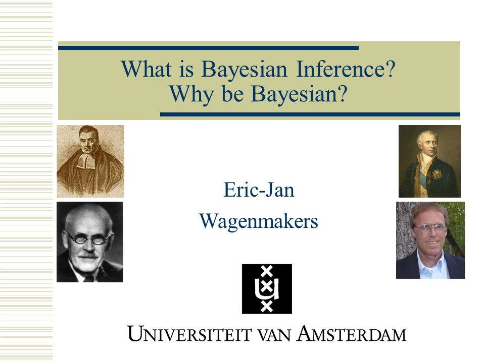 What is Bayesian Inference Why be Bayesian