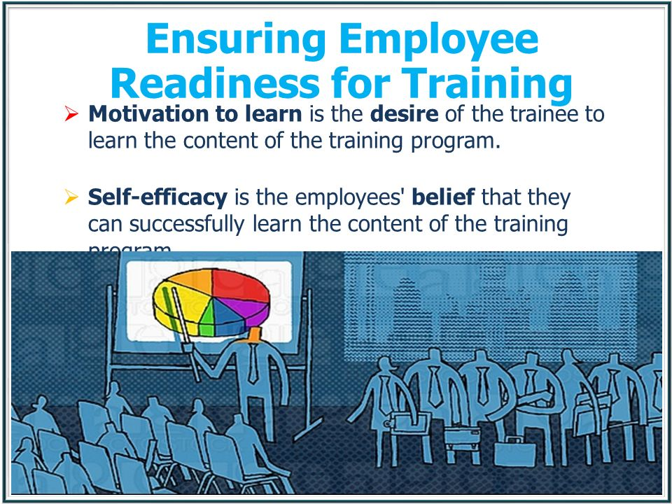 Ensuring Employee Readiness for Training