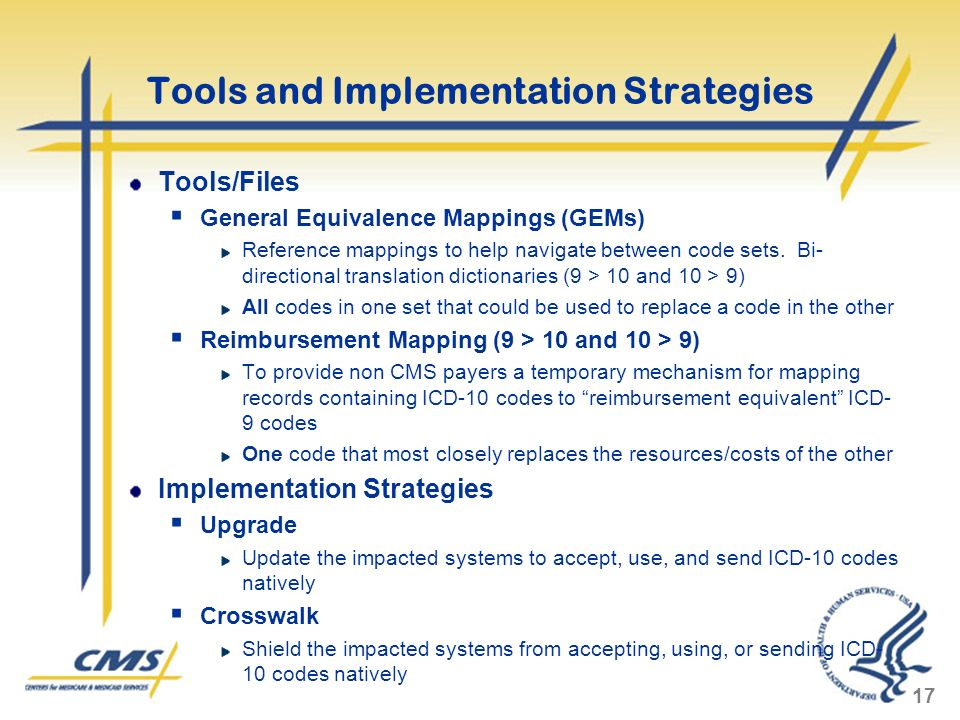 Tools and Implementation Strategies