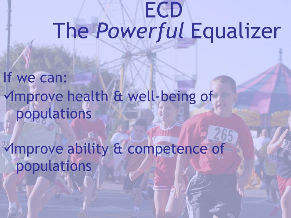 ECD The Powerful Equalizer