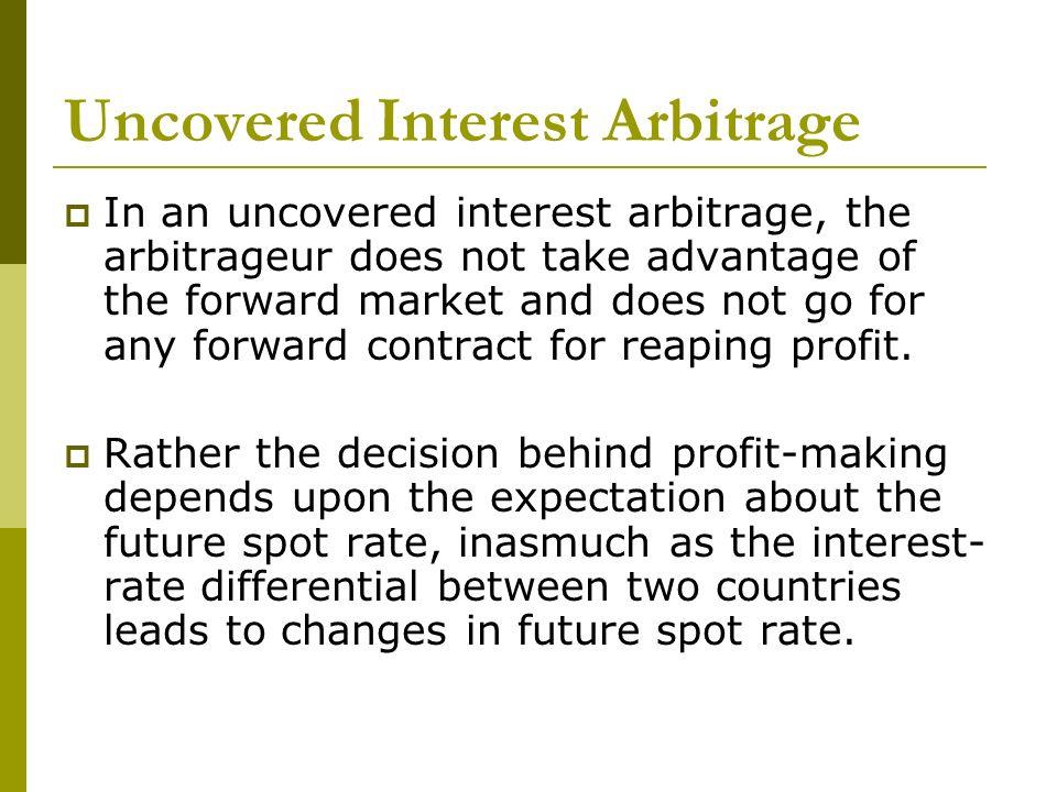 how to take advantage of arbitrage retail