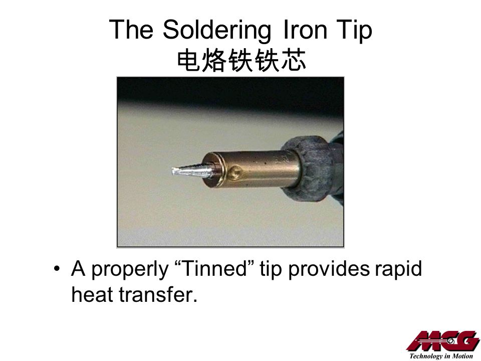The Soldering Iron Tip 电烙铁铁芯