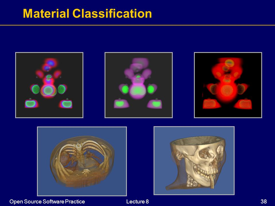 Material Classification