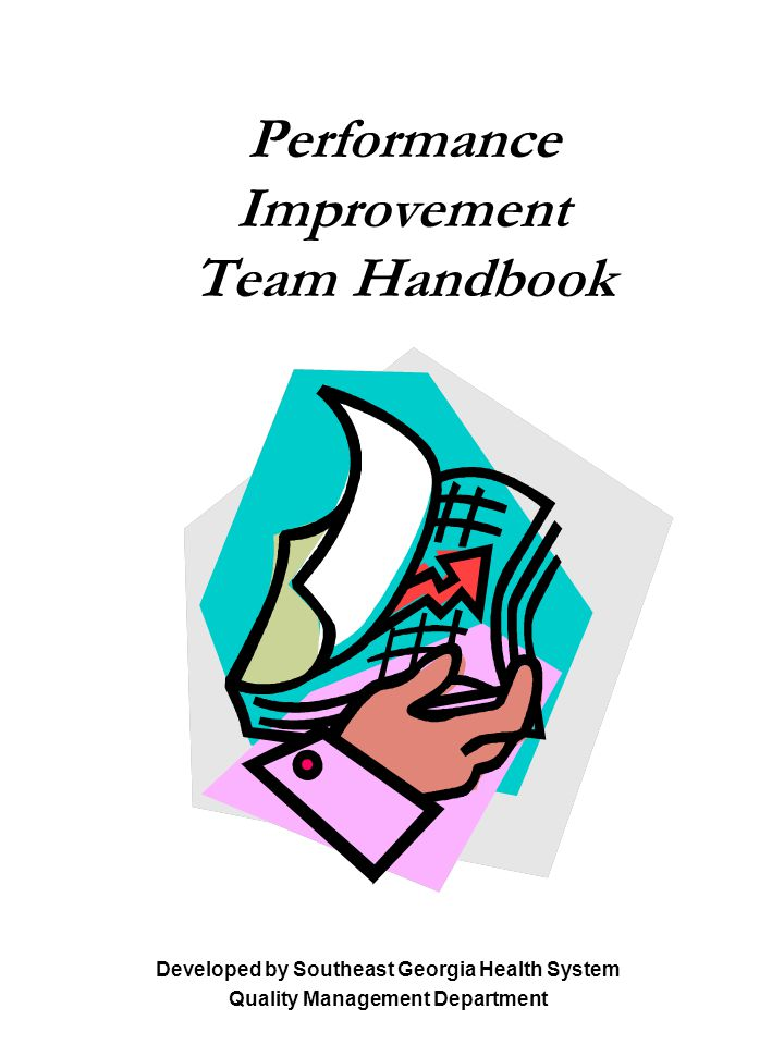 Performance Improvement Team Handbook