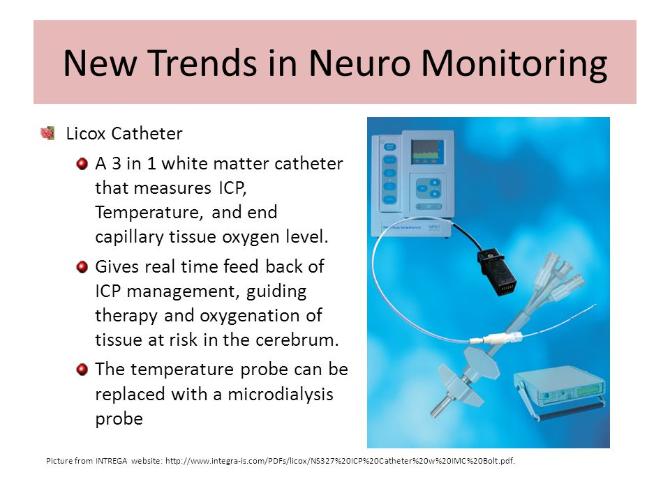 New Trends in Neuro Monitoring