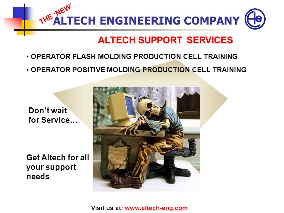 ALTECH ENGINEERING COMPANY