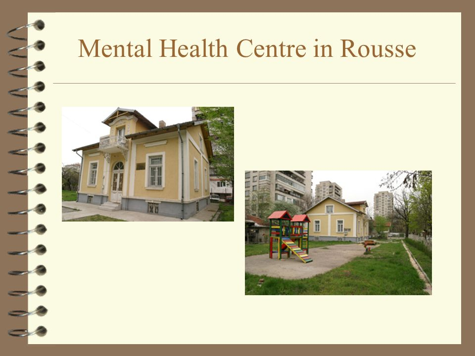 Mental Health Centre in Rousse