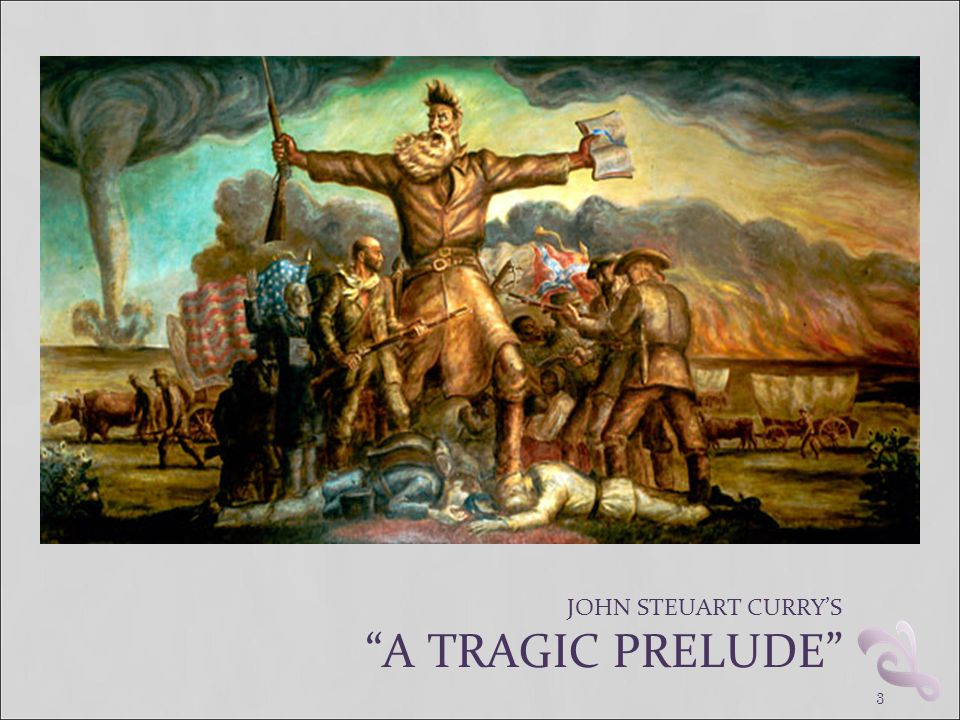 JOHN STEUART CURRY'S A TRAGIC PRELUDE