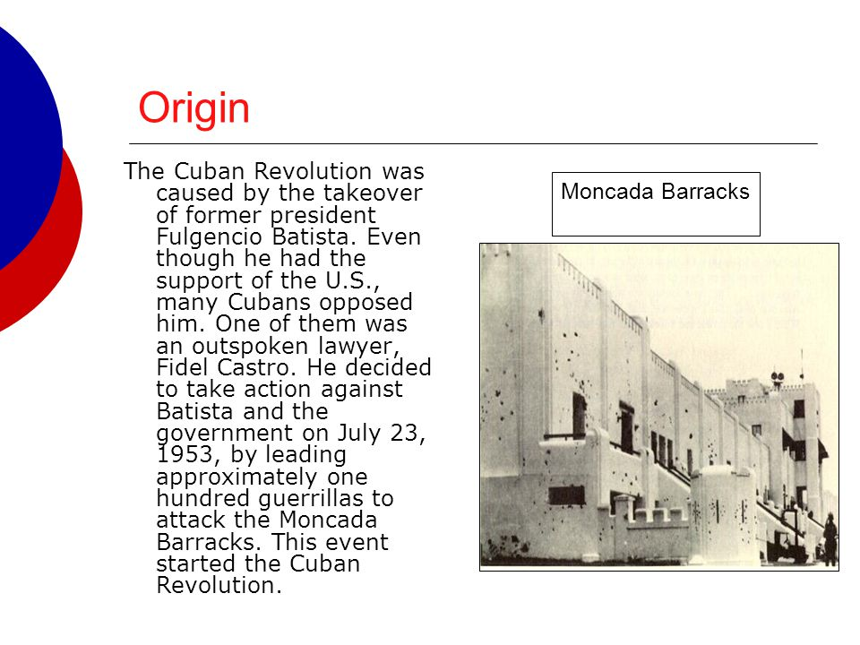 causes of the cuban revolution 1959