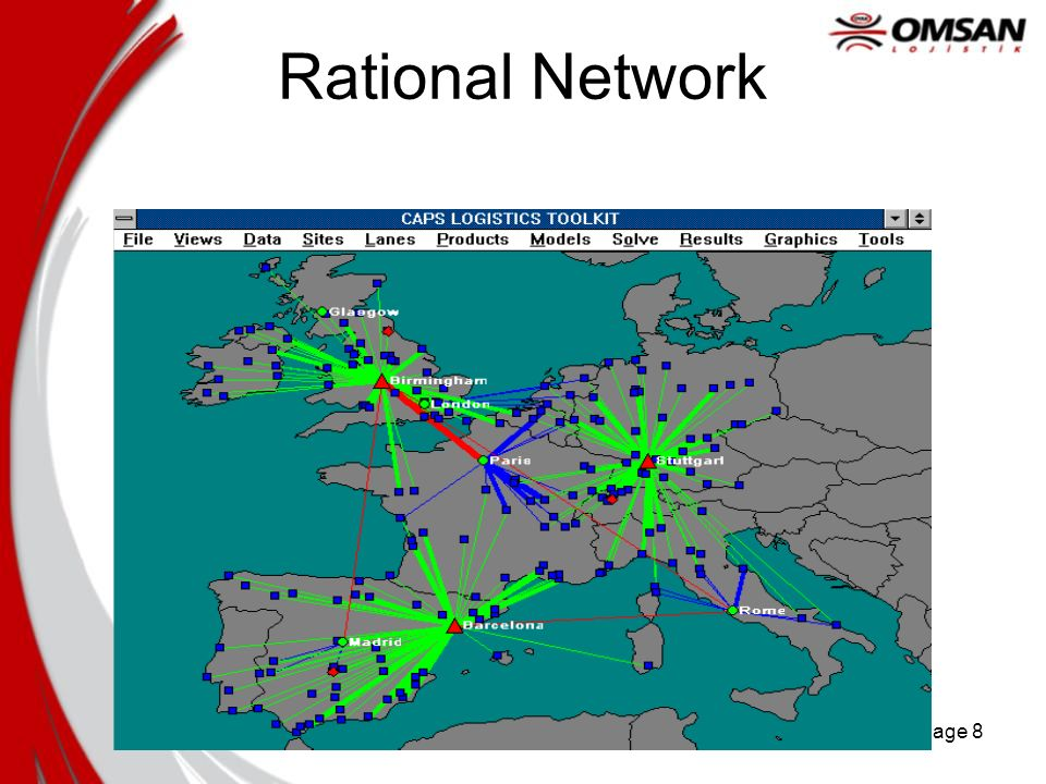 Rational Network