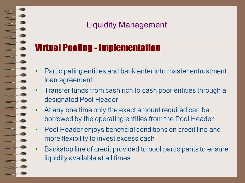 Virtual Pooling - Implementation