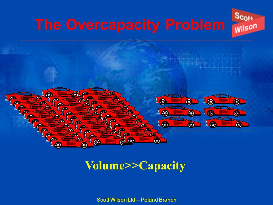 The Overcapacity Problem