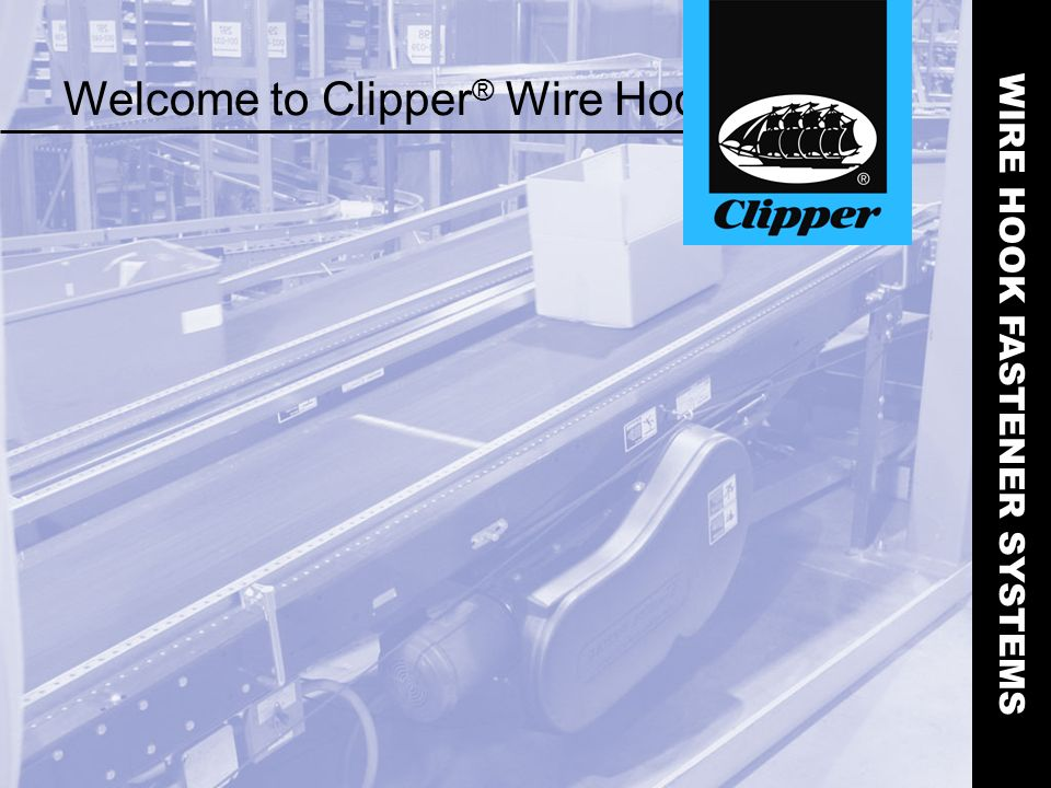 WIRE HOOK FASTENER SYSTEMS