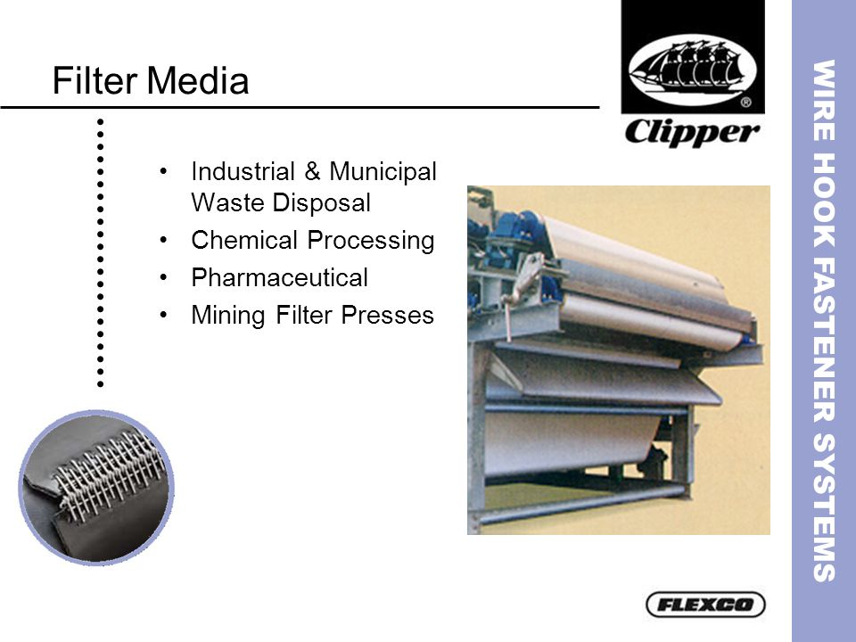 Filter Media Industrial & Municipal Waste Disposal Chemical Processing