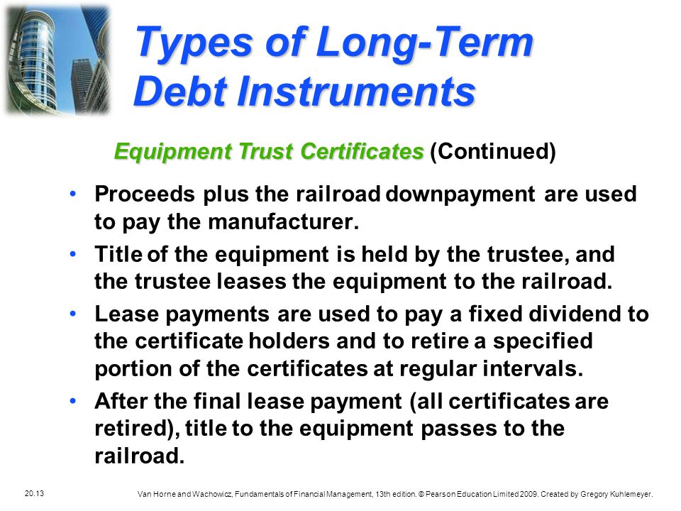 Long Term Debt Preferred Stock And Common Stock Ppt Download