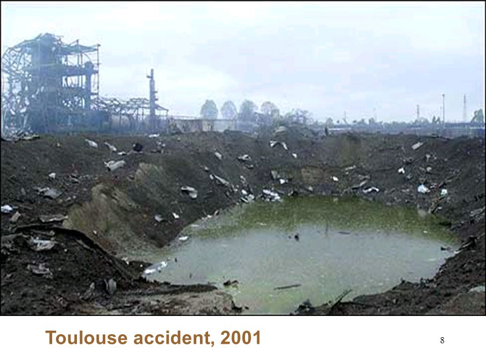Toulouse accident, 2001