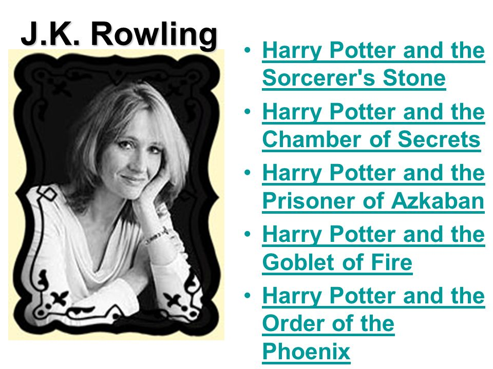 J.K. Rowling Harry Potter and the Sorcerer s Stone