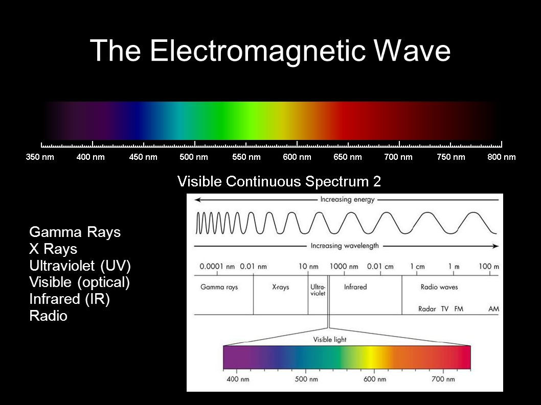 The Electromagnetic Wave