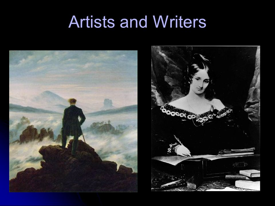 Artists and Writers