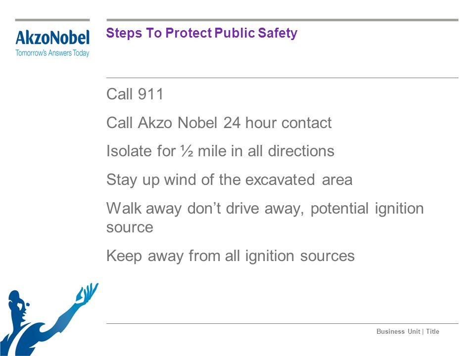 Steps To Protect Public Safety
