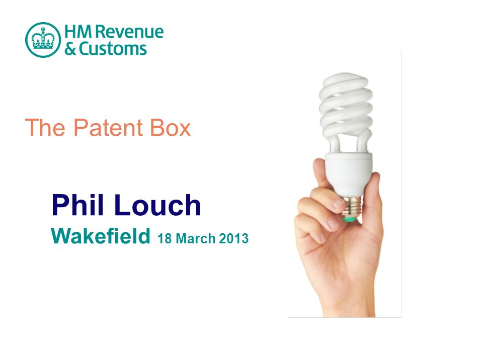 Event Name Here Phil Louch Wakefield 18 March 2013
