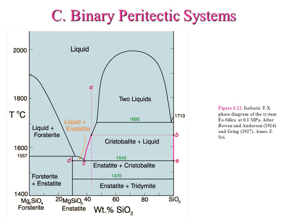 C. Binary Peritectic Systems