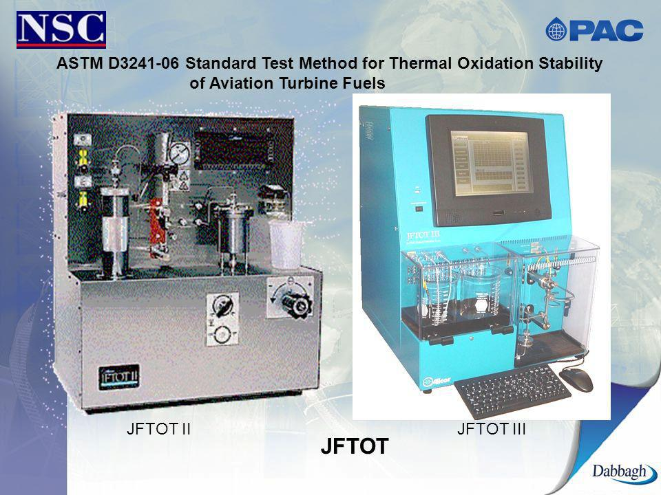 ASTM D3241-06 Standard Test Method for Thermal Oxidation Stability
