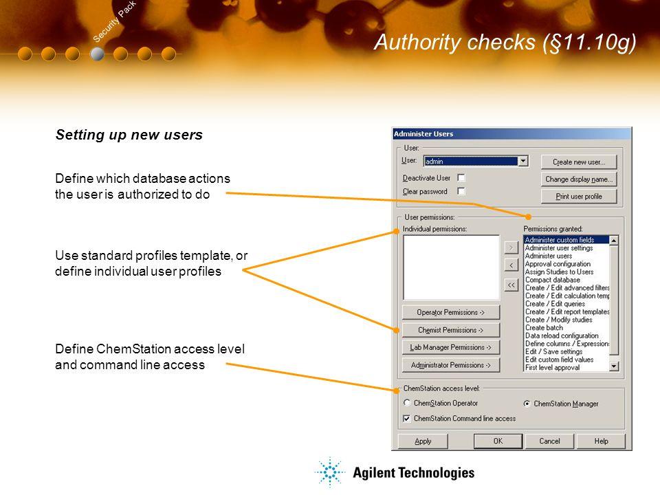 Agilent chemstation user manual