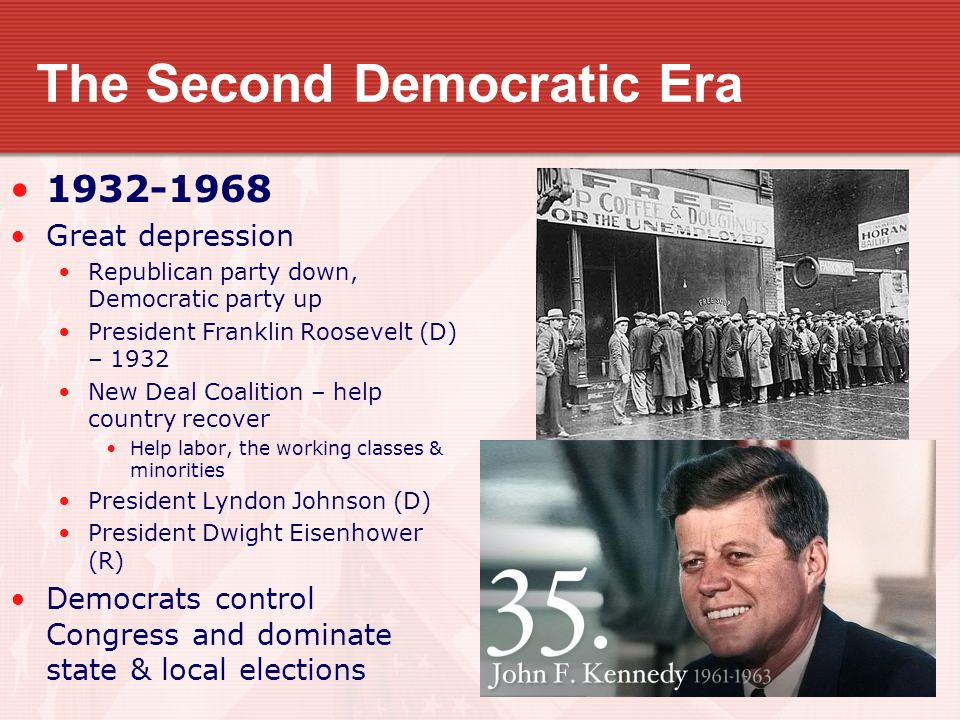 The Second Democratic Era