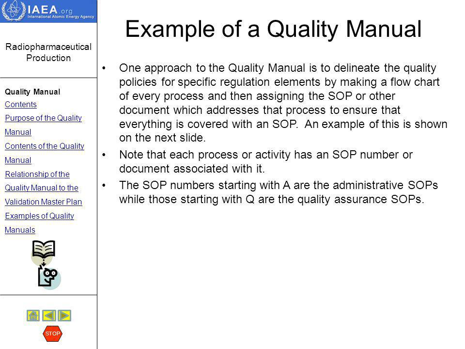 Quality Control Manual Template - Complete Wiring Diagrams •