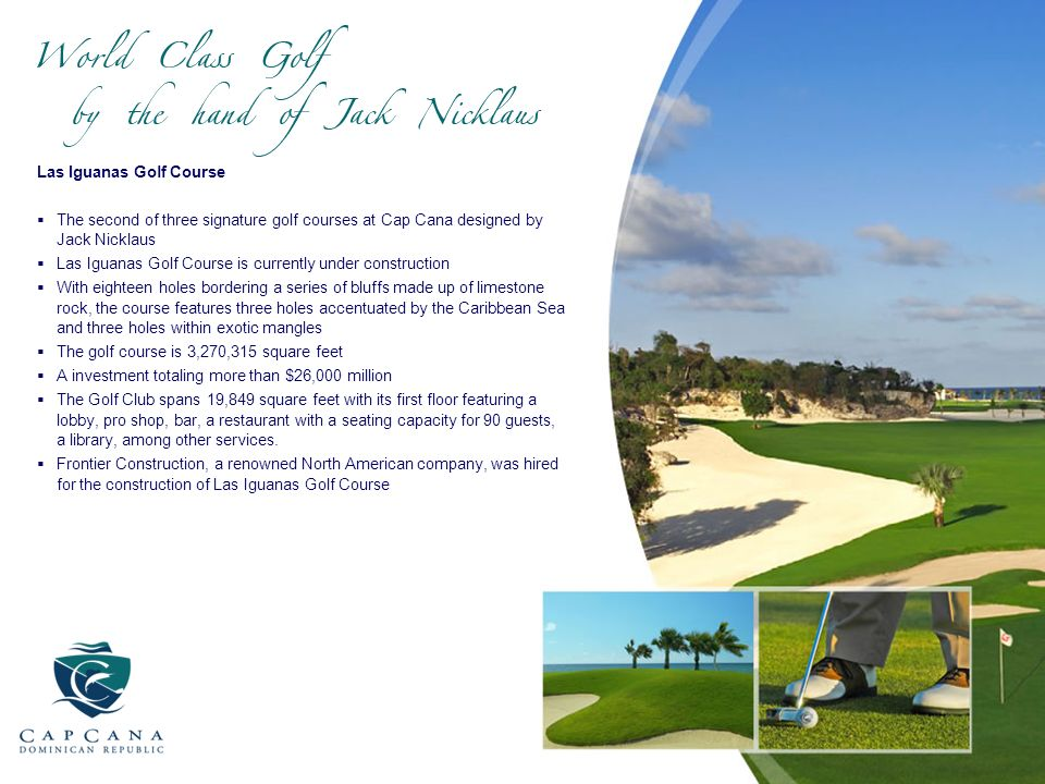 Las Iguanas Golf Course